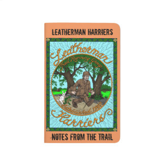 Leatherman Harriers Pocket Journal