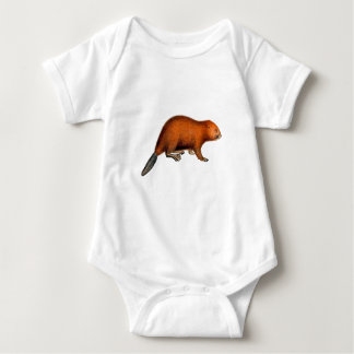 Leave it to Beaver Baby Bodysuit