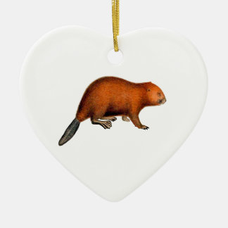Leave it to Beaver Ceramic Ornament