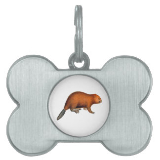 Leave it to Beaver Pet Tag