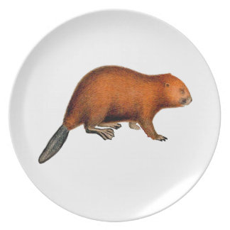 Leave it to Beaver Plate