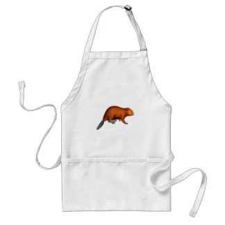 Leave it to Beaver Standard Apron