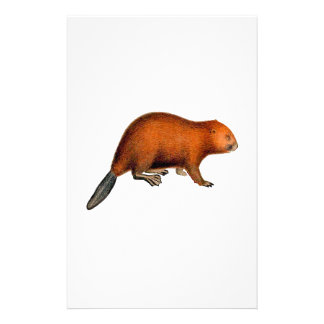 Leave it to Beaver Stationery
