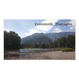 Leavenworth Washington Waterfront Photograph