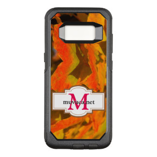 leaves-228171 OtterBox commuter samsung galaxy s8 case