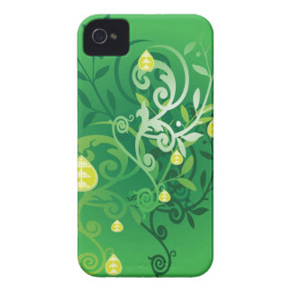 leaves and fruit blackberry bold case