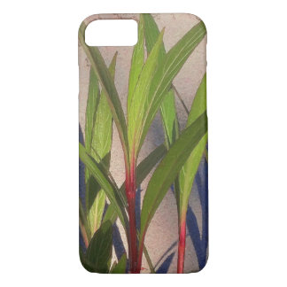 Leaves and Shadows iPhone 8/7 Case
