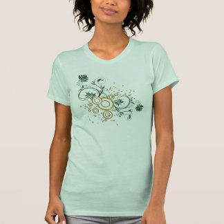 leaves and swirls T-Shirt