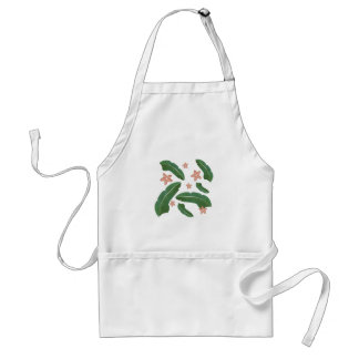 Leaves & Flowers Standard Apron