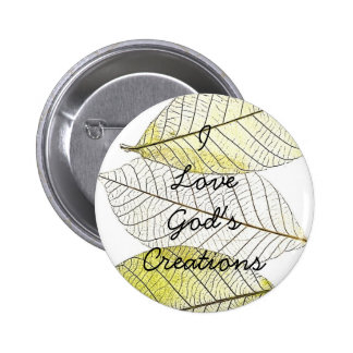 leaves ILoveGod sCreations Pin