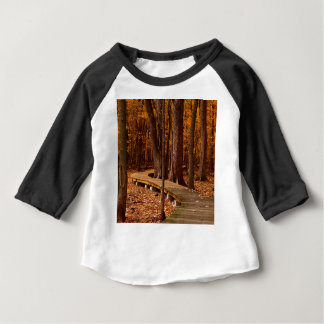 Leaves In Fall Baby T-Shirt