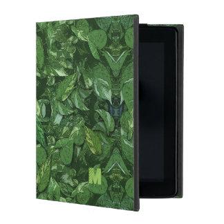 Leaves iPad Folio Case