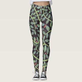 Leaves Of Green Leggings