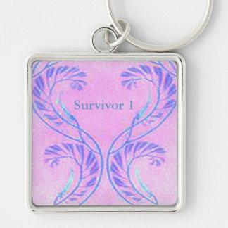 Leaves of Unity Survivor 1 © Key Ring