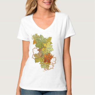 Leaves of vine T-Shirt