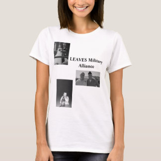 LEAVES Photo Collage Shirt