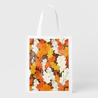 Leaves Reusable Grocery Bag