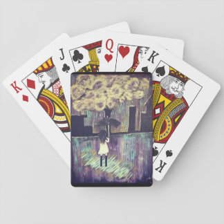 Leaving Home Playing Cards