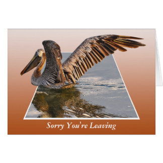 Leaving Pelican Card