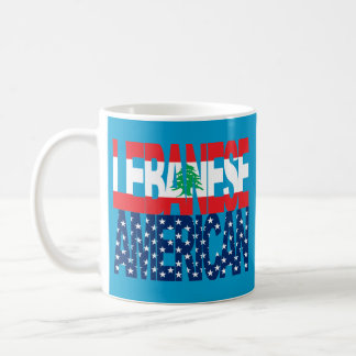 Lebanese-American Mug