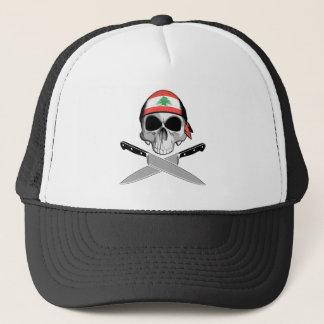 Lebanese Chef Trucker Hat