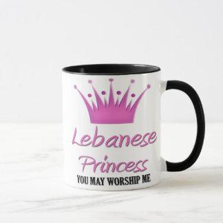 Lebanese Princess Mug