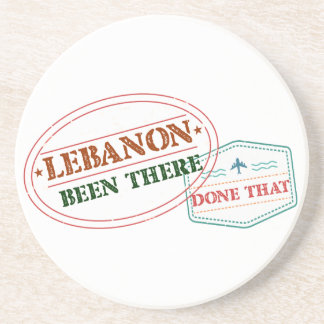 Lebanon Been There Done That Coaster