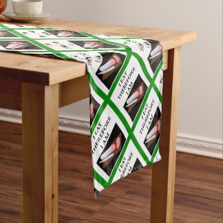 lebanon bologna short table runner
