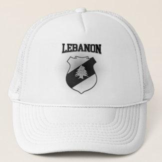 Lebanon Coat of Arms Trucker Hat