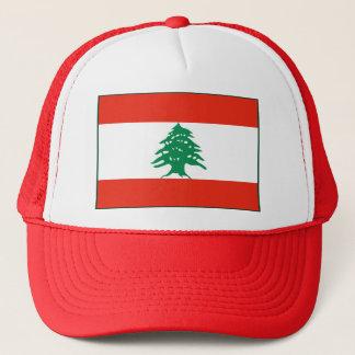 Lebanon Flag Hat