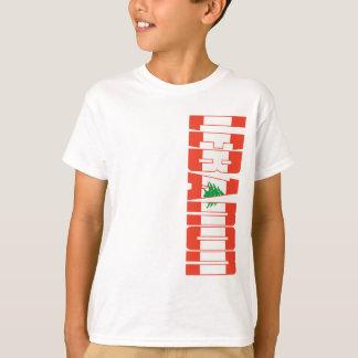 Lebanon Flag T-Shirt