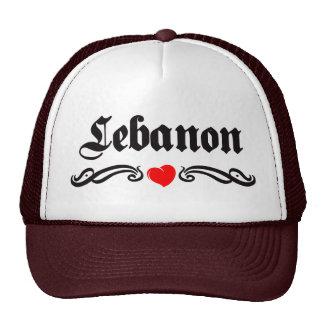 Lebanon Mesh Hat