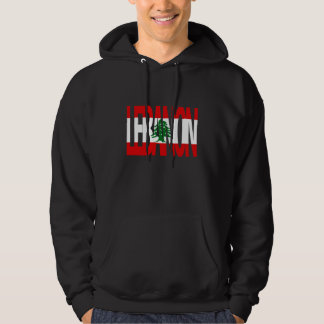 LEBANON Hooded Sweatshirt