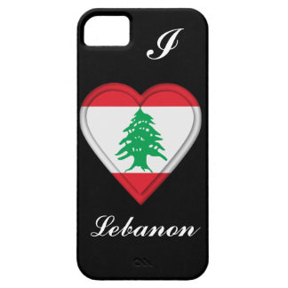 Lebanon Lebanese flag Case For The iPhone 5