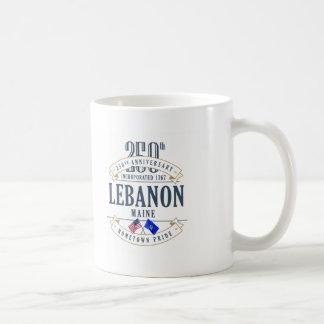 Lebanon, Maine 250th Anniversary Mug