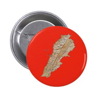 Lebanon Map Button