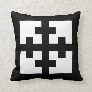 """LeBrise"" Breeze-Block Pillow"