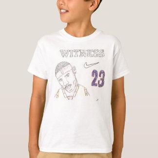 Lebron 23  - Winner 11.02.09 T-Shirt