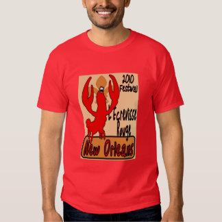 L'Ecrevisse Rouge T Shirt
