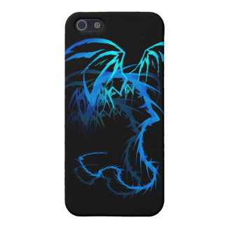 'Lectrik Dragon Shadowed iPhone 5/5S Cover