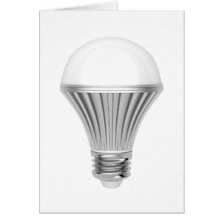 LED bulb Card