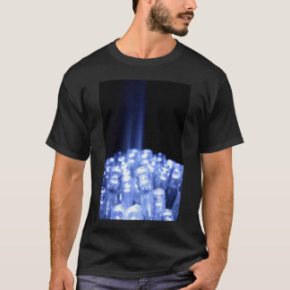 LED Light beam technology T-Shirt