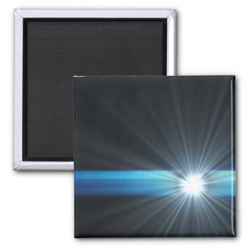 LED supernew facts Fridge Magnet