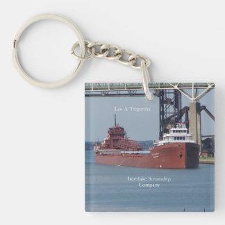 Lee A. Tregurtha key chain