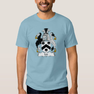 Lee Family Crest Tees