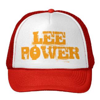 LEE POWER - CAP HATS