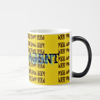 LEE THE AGENT MORPHING MUG