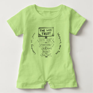 Lee Trust 50th Anniversary Baby Romper Baby Bodysuit