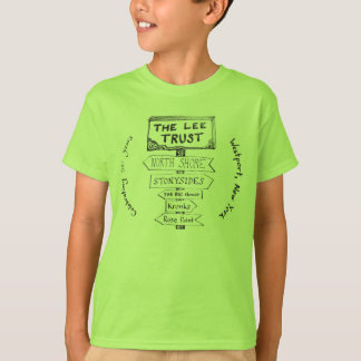 Lee Trust 50th Anniversary Basic Kids' T-Shirt