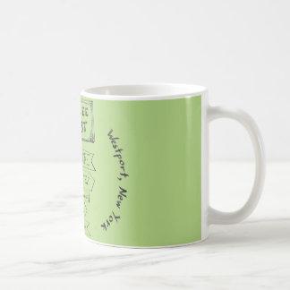 Lee Trust 50th Anniversary Pale Green Mug